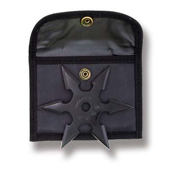 KD Elite Black Six Point Throwing Star